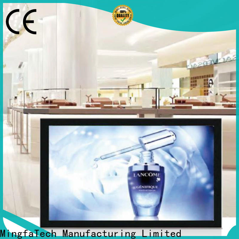 Mingfa Tech lcd signage factory price for indoor
