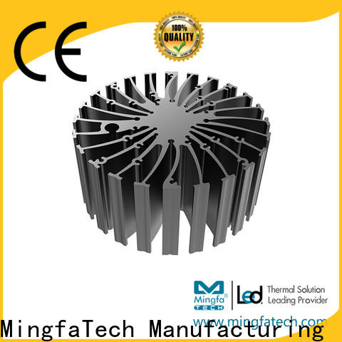 Mingfa Tech heatsink diy heatsink customize for airport