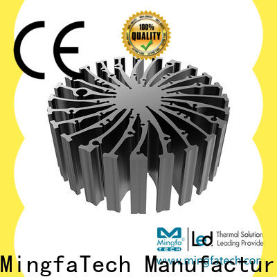 Mingfa Tech thermal solution small heat sink supplier for station