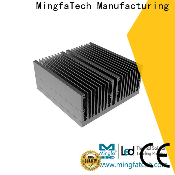 Mingfa Tech aluminium aluminum heatsinks design for retail