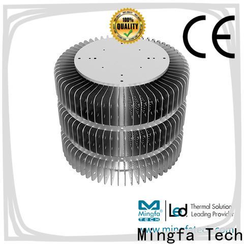 Mingfa Tech architectural pin heatsink supplier for station