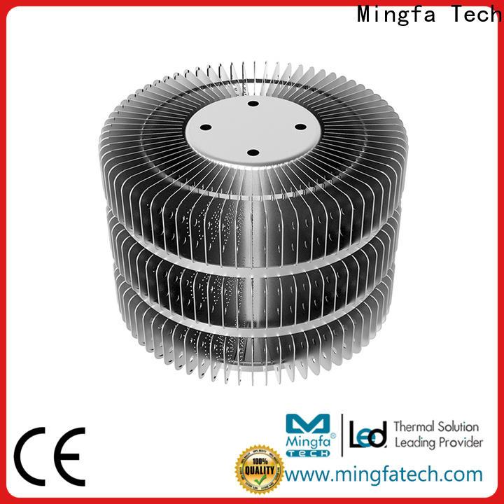 Mingfa Tech hibayled230130230195 100 watt led heat sink design for station