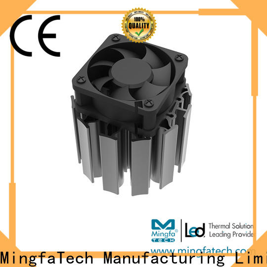 Mingfa Tech passive led heat sink design guide manufacturer for mall