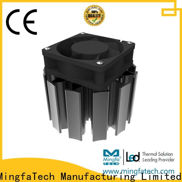 passive led strip heat sink manufacturer for roadway