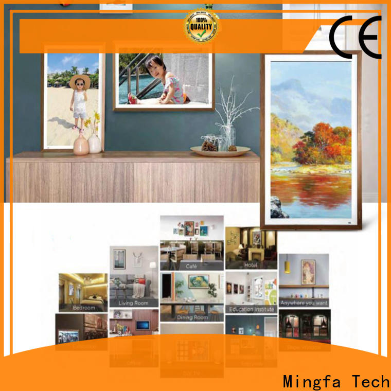 Mingfa Tech commercial lcd display customized for indoor