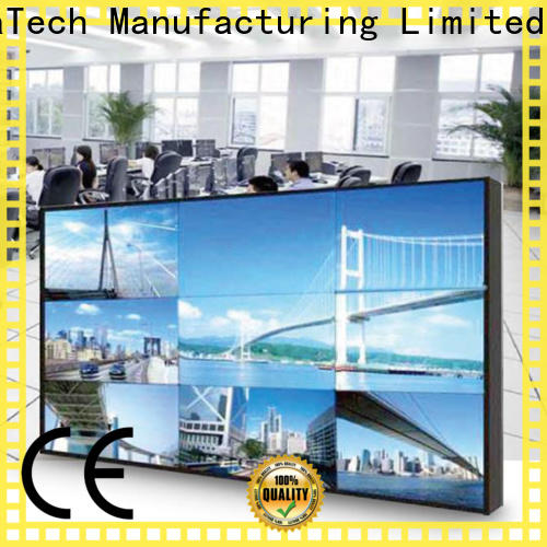 Mingfa Tech wall screen directly sale for indoor