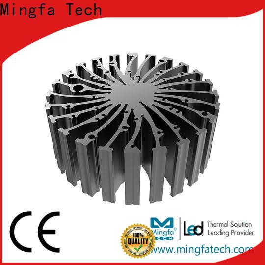 Mingfa Tech passive best heatsink design for mall