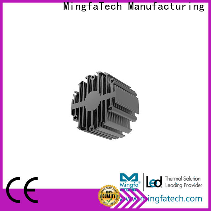 Mingfa Tech healthcare heat sink compound for led design for station