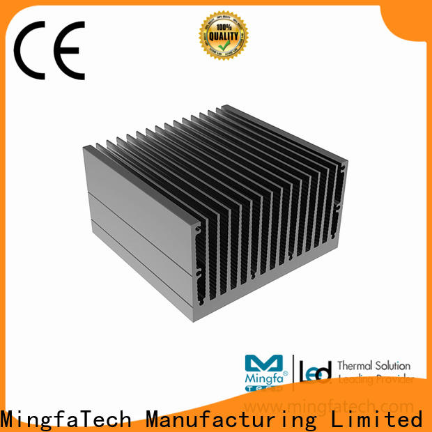 Mingfa Tech tled115×50×115 aluminum heatsinks manufacturer for retail