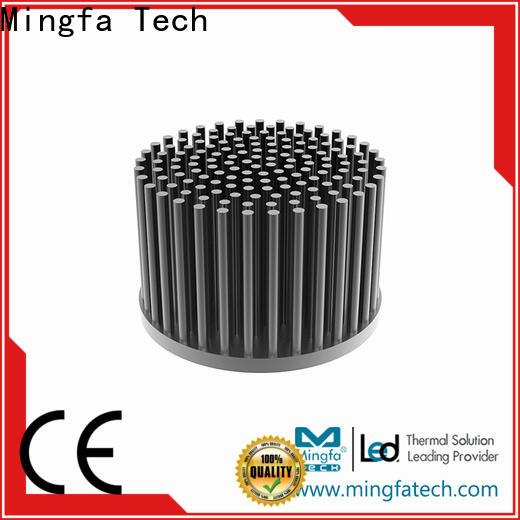 Mingfa Tech sink 10w led heatsink design for retail