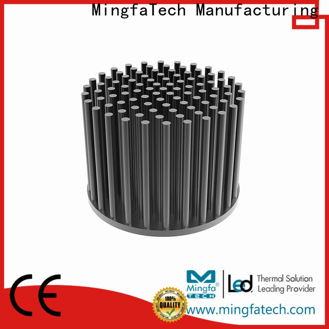 Mingfa Tech fin heat sink cost manufacturer for office