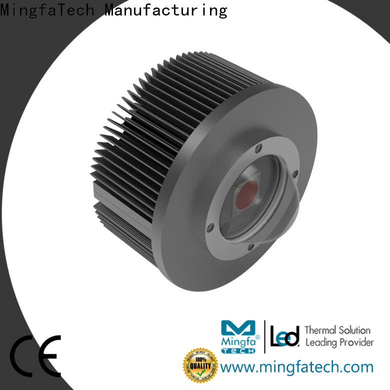 Mingfa Tech spinning led heat dissipation module manufacturer for retail