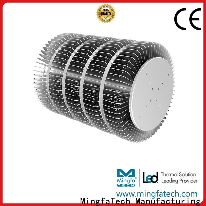 Mingfa Tech architectural pin heatsink manufacturer for hotel