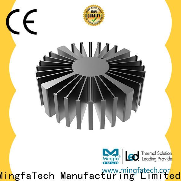 Mingfa Tech painting mini heatsink customize for warehouse