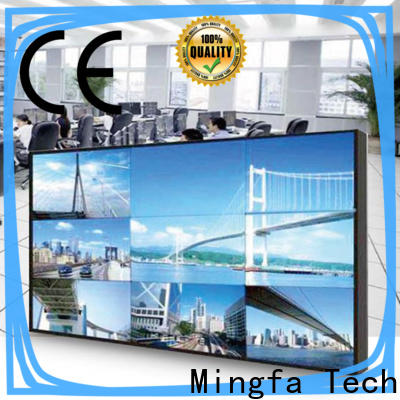 Mingfa Tech wall screen customized for indoor