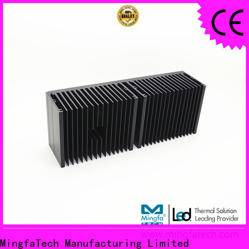 metal stamping aluminum heatsinks supplier for retail