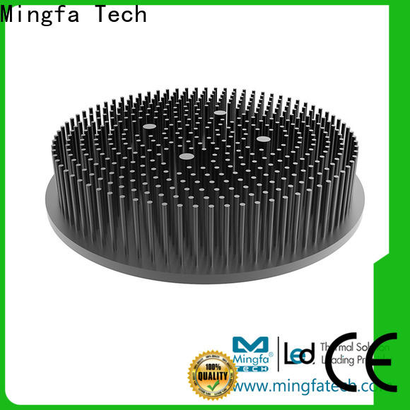 Mingfa Tech residential led heatsink housing design for retail