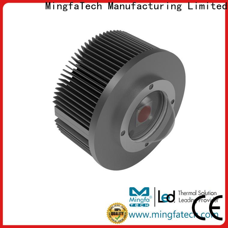 Mingfa Tech dusting led heatsink module design