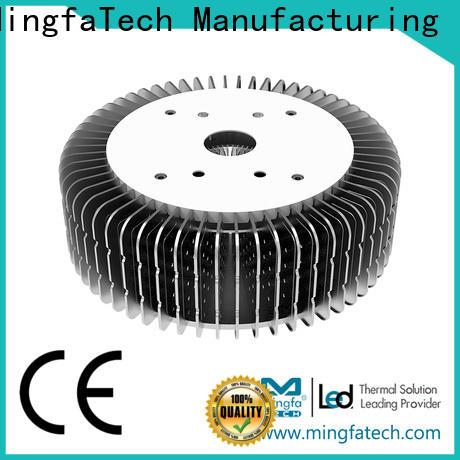 Mingfa Tech vacuum led heat dissipation design for station