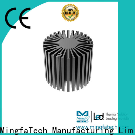 anodized mini heatsink led design for warehouse