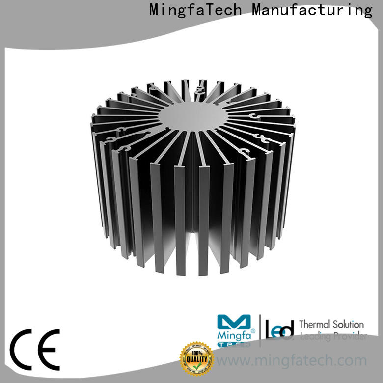 Mingfa Tech dusting mini heatsink supplier for cabinet