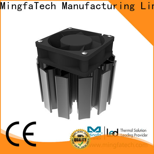 Mingfa Tech architectural led heat sink design guide supplier for mall