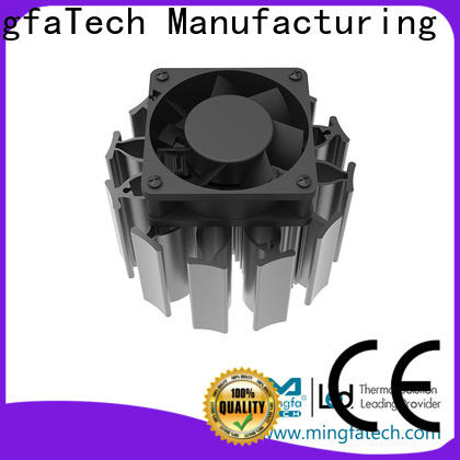 Mingfa Tech active heat sink supplier for mall