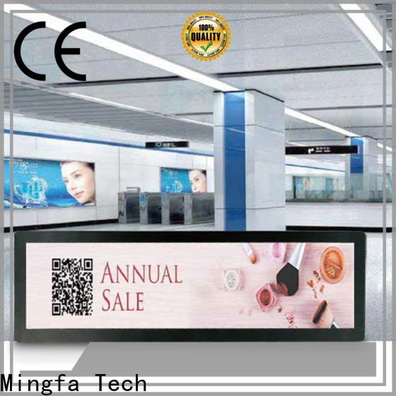 Mingfa Tech digital signage wholesale for indoor