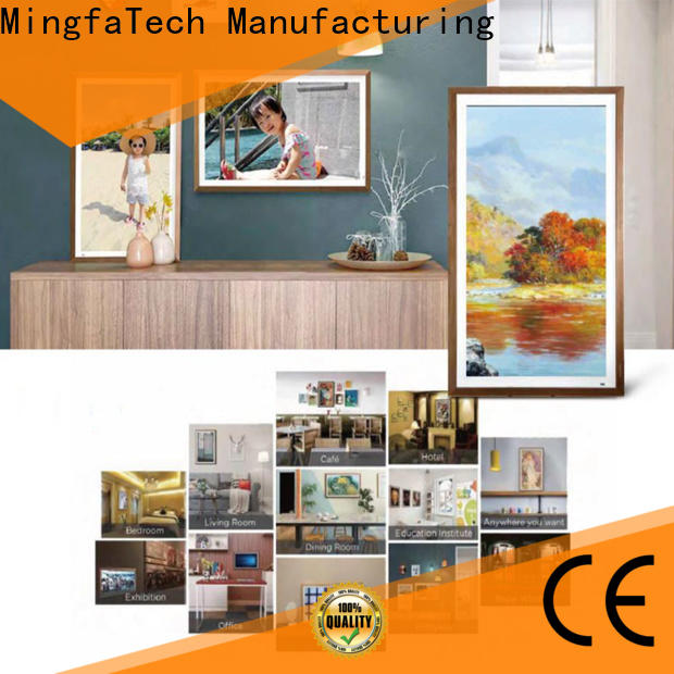 Mingfa Tech durable commercial lcd display directly sale for office