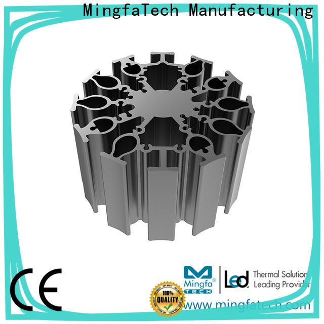 Mingfa Tech heatsink 3w led heatsink customize for healthcare