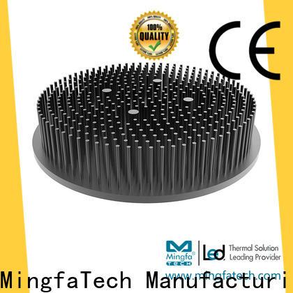 Mingfa Tech large thermal heat sink manufacturer for parking lot