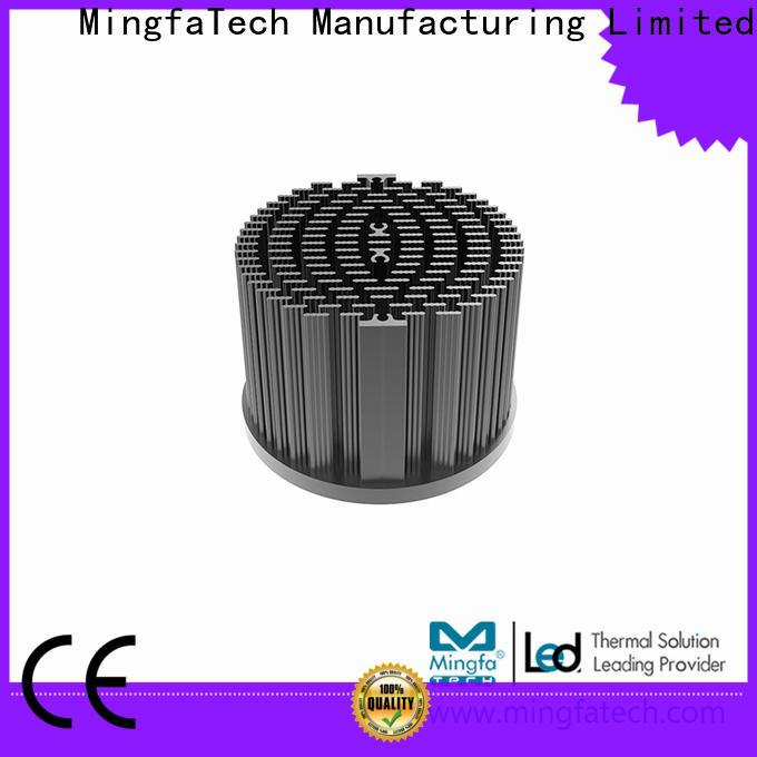 Mingfa Tech passive heat sink applications manufacturer for mall