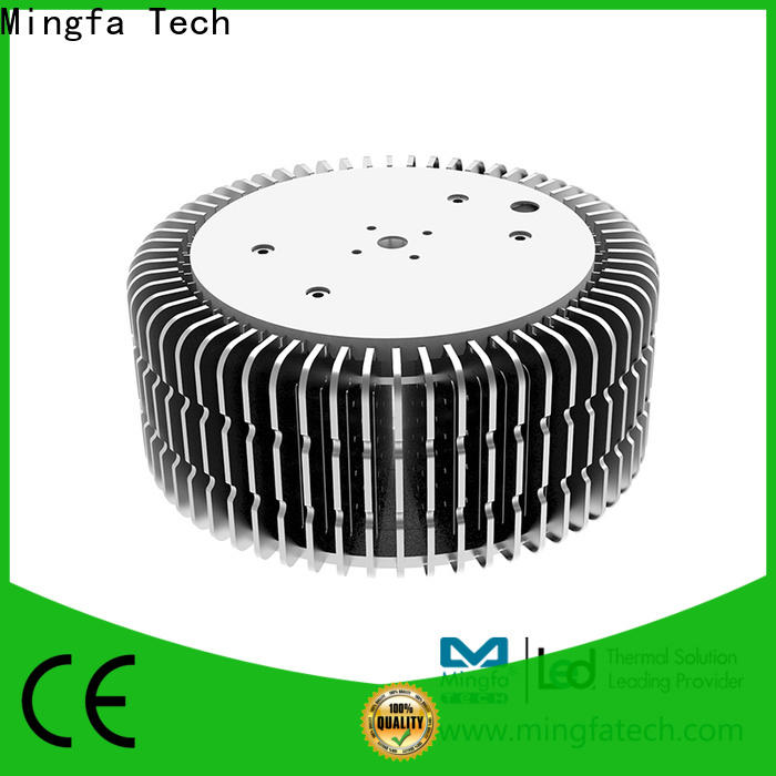 Mingfa Tech smd 100 watt led heat sink supplier for airport