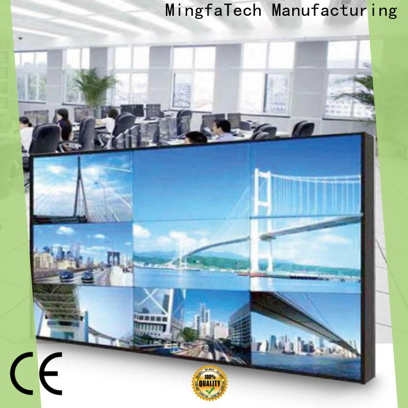 Mingfa Tech videowall from China for station
