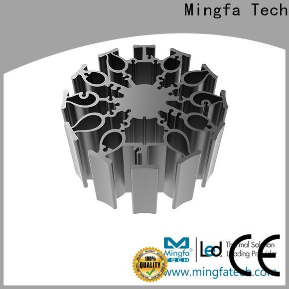 Mingfa Tech area led heat sink customize for healthcare