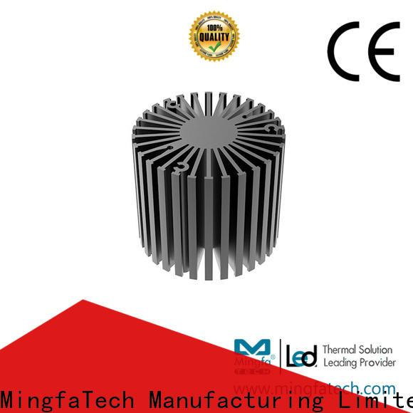 Mingfa Tech painting big heatsink design for warehouse
