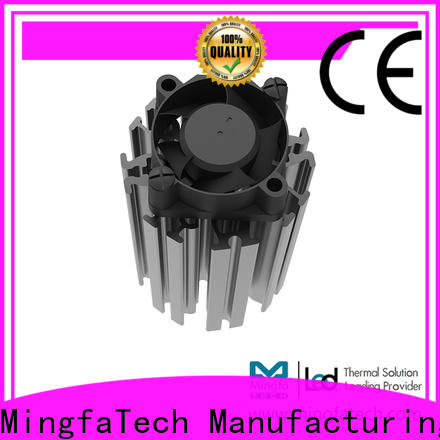 Mingfa Tech residential led strip heat sink customized for roadway