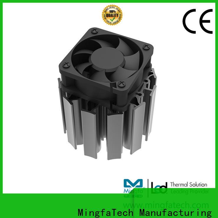 Mingfa Tech passive led strip heat sink supplier for horticulture