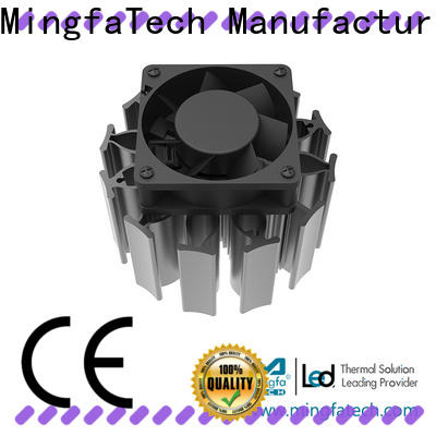 Mingfa Tech white active heat sink design for horticulture