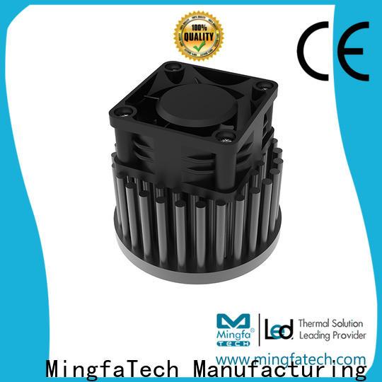 Mingfa Tech active heat sink supplier for mall
