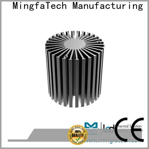 Mingfa Tech large heat sink design for bedroom