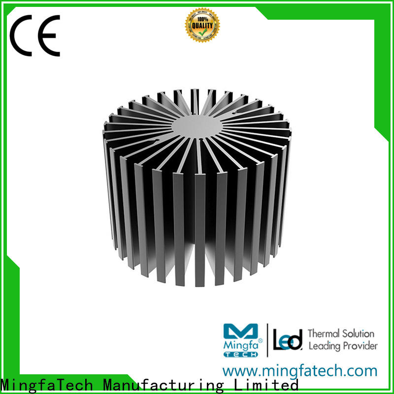 dusting large heat sink extruded supplier for office