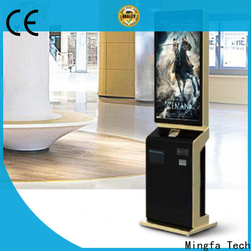 Mingfa Tech commercial lcd display directly sale for commercial