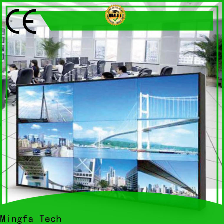 Mingfa Tech wall screen from China for airport