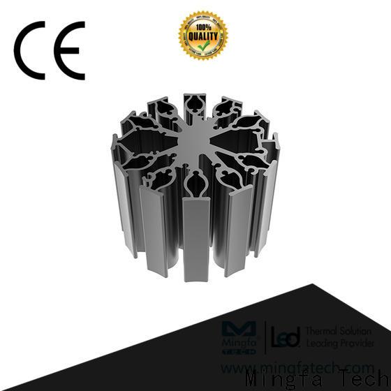 mini heatsink and fan aluminum customize for horticulture