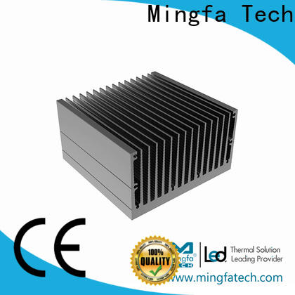 passive metal heat sink extrusion supplier for office