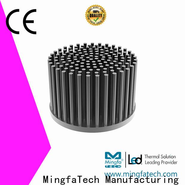 Mingfa Tech heatsink 10w led heatsink design for office
