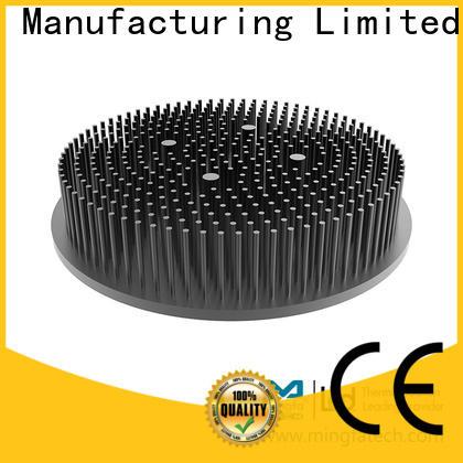 Mingfa Tech flat cooling module anodized for retail