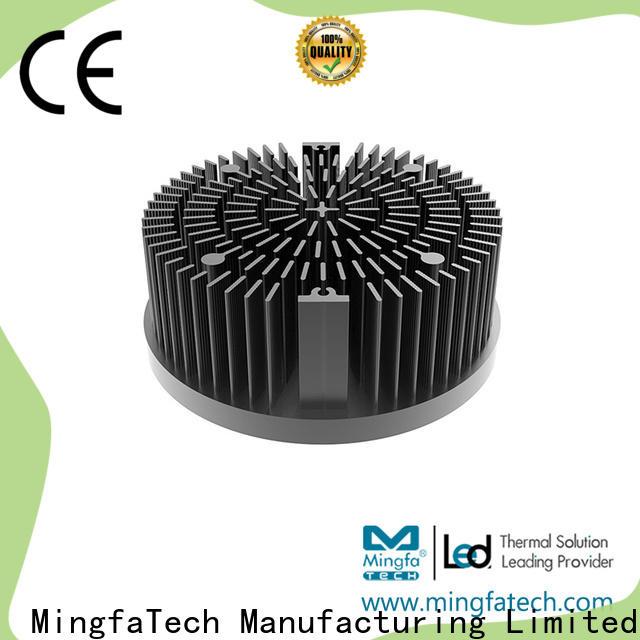 Mingfa Tech forging heat sink applications manufacturer for education