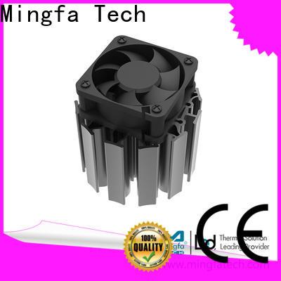 Mingfa Tech electronic heat sink design for mall